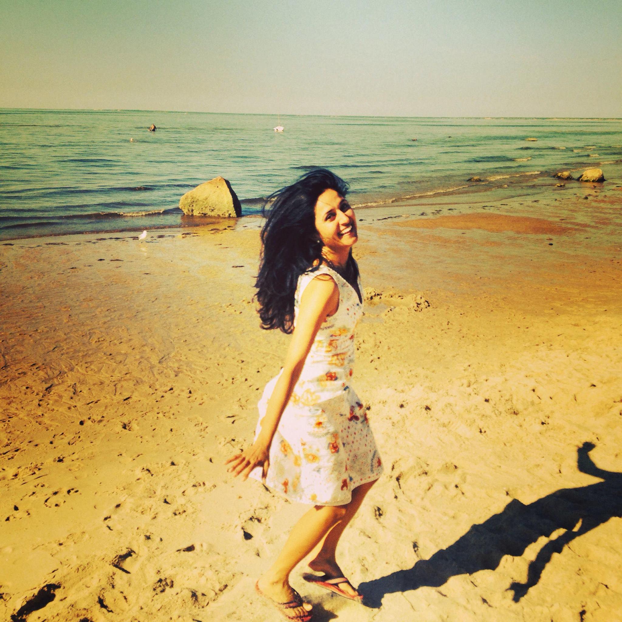 Bindu, cuando la sonrisa cautiva tu alma.