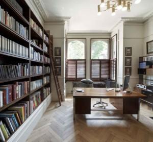 Despacho bibliotecario theultralinx