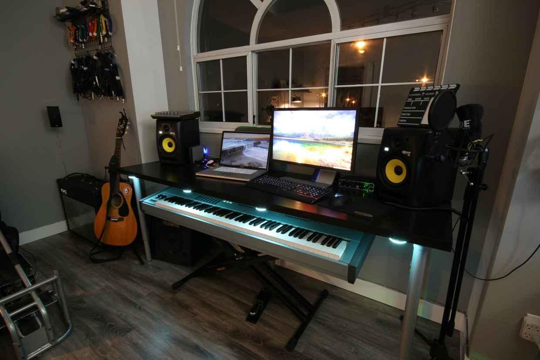 Despacho músico theultralinx