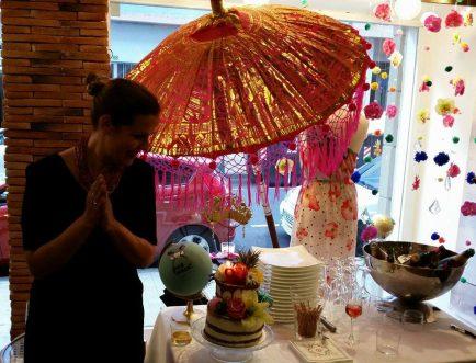 Moadiario Galiana aniversario Tarta