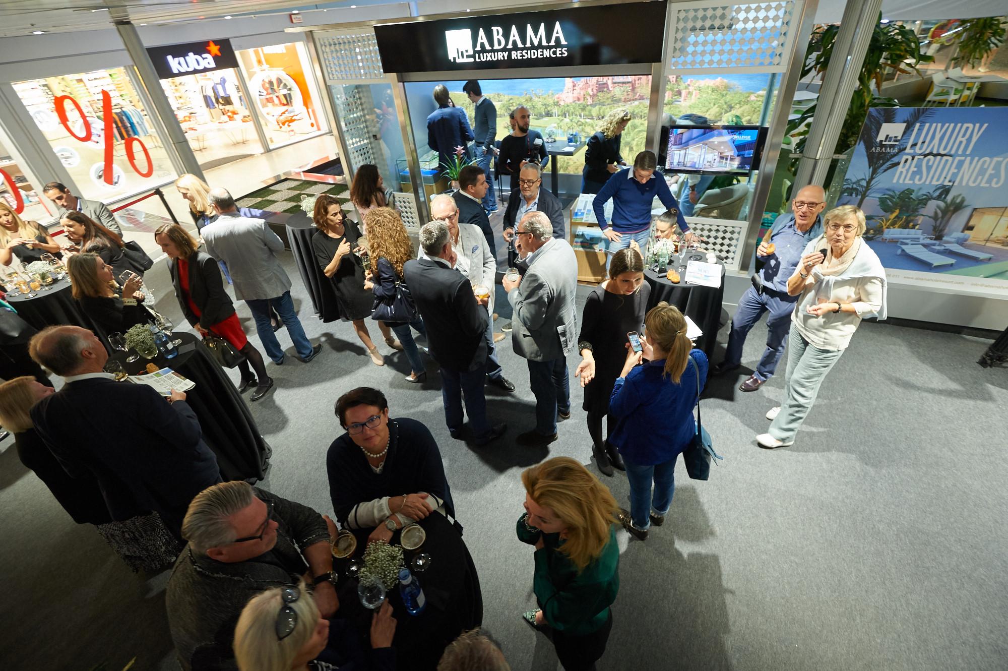 Moadiario Abama Luxury Residences Sales Point