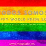 Moadiario World Pride 2017 Todos somos