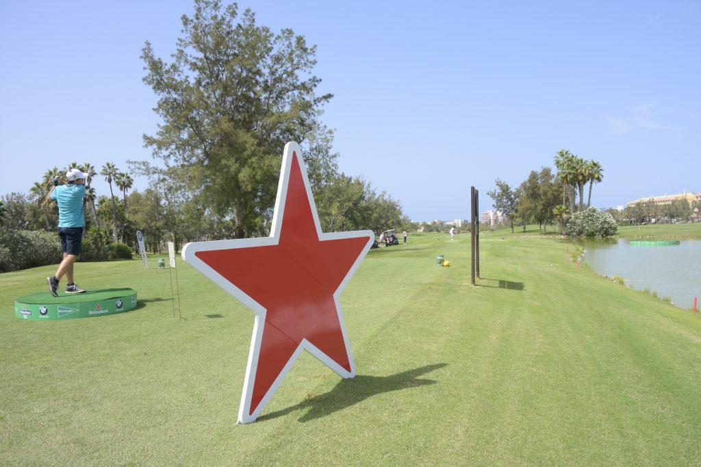 Experiencia única en el IV Torneo Invitational de Golf by Heineken®