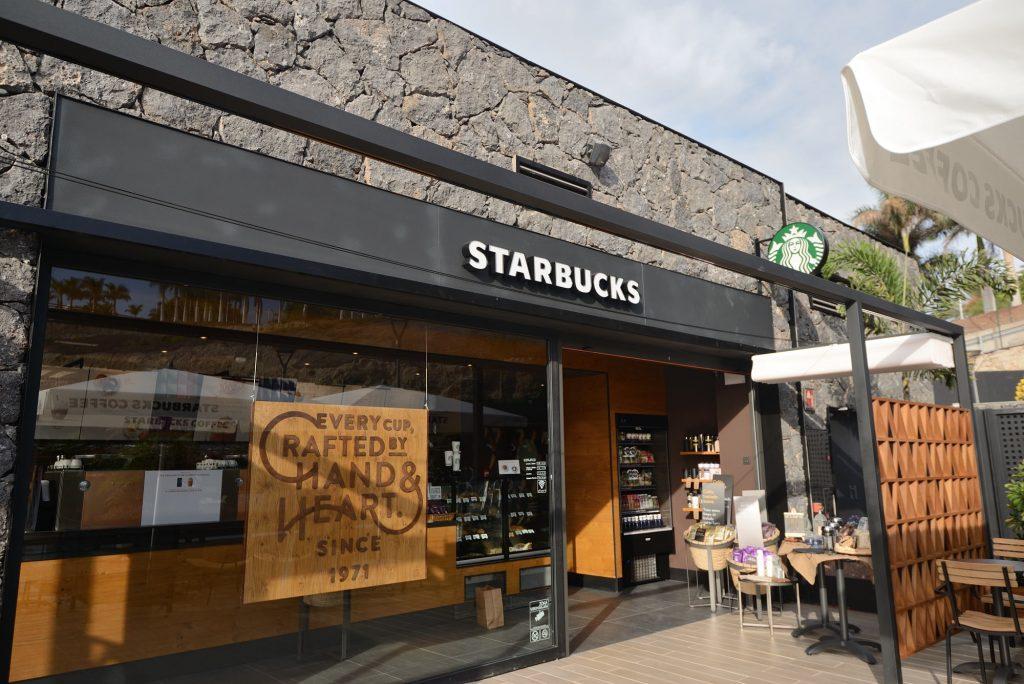 Por fin, Starbucks en Tenerife