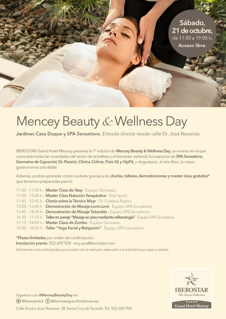 Moadiario MENCEY BEAUTY & WELLNESS DAY