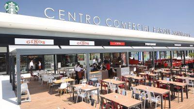 Ginos, VIPS Smart y Starbucks, tres grandes marcas para el sur de Tenerife