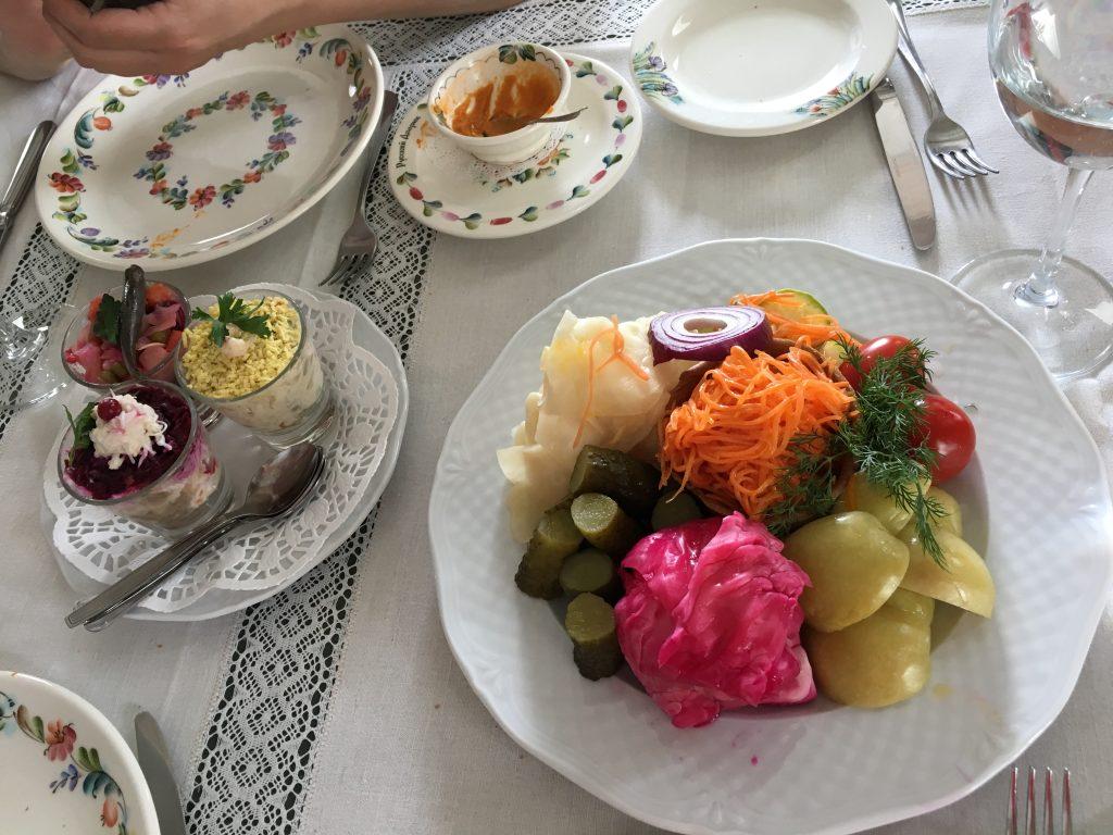 Moadiario ensaladas Moscú