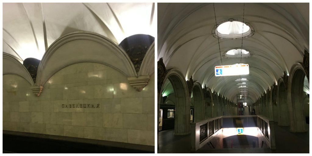 Moadiario Estación Metro 1 Moscú