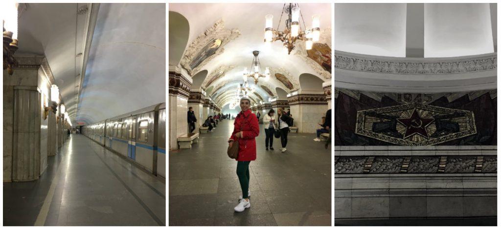 Moadiario Estaciones Metro 2 Moscú