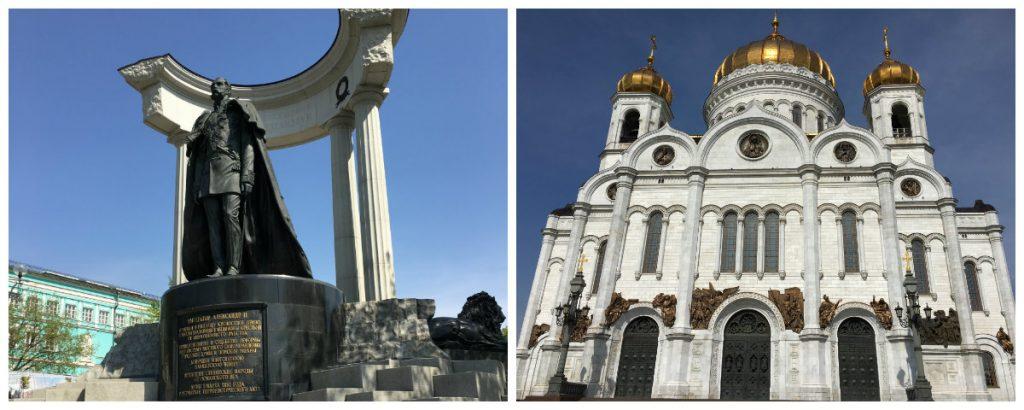 Moadiario Iglesia Cristo Salvador Moscú