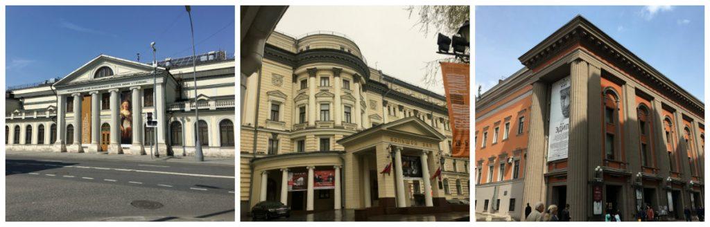 Moadiario Teatros Moscú