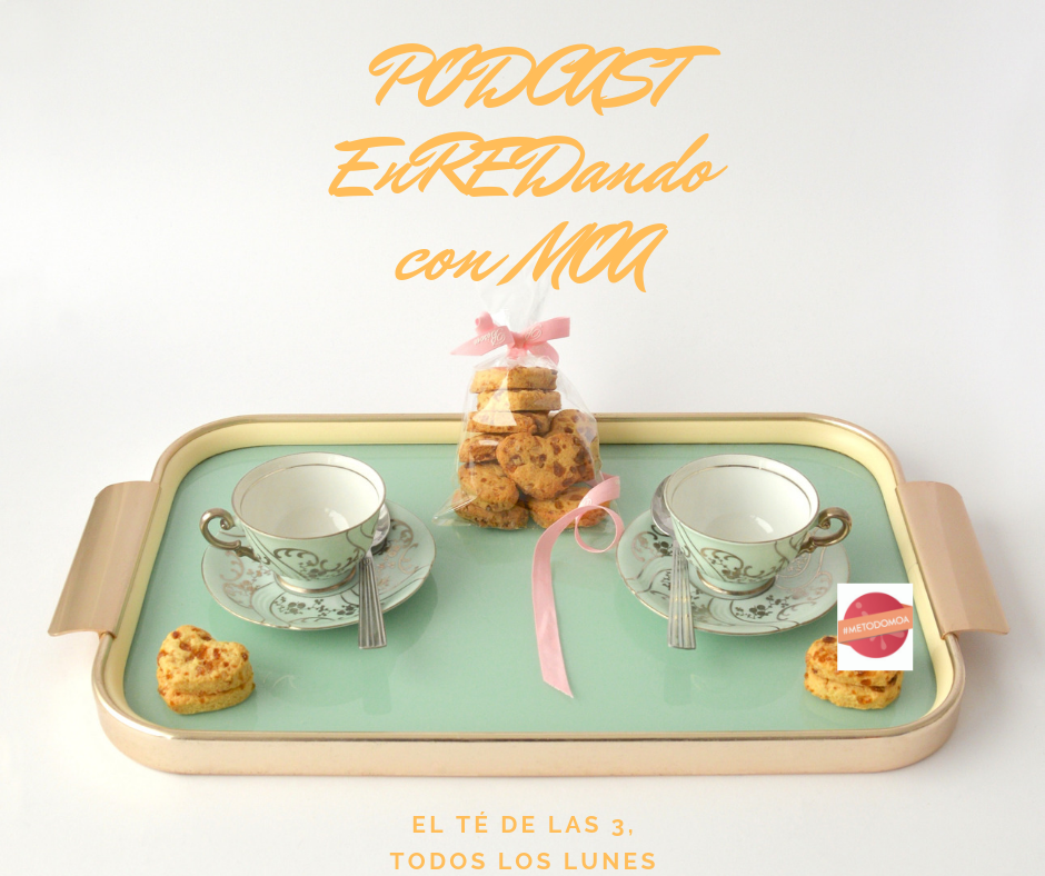 Podcast EnREDando con MOA En compañía de… Rosa Vidal