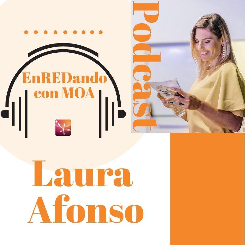 P12 EnREDando con MOA Entrevista a Laura Afonso
